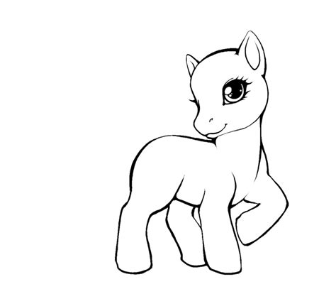 my little pony coloring pages bases mlp pegasus standing coloring pages