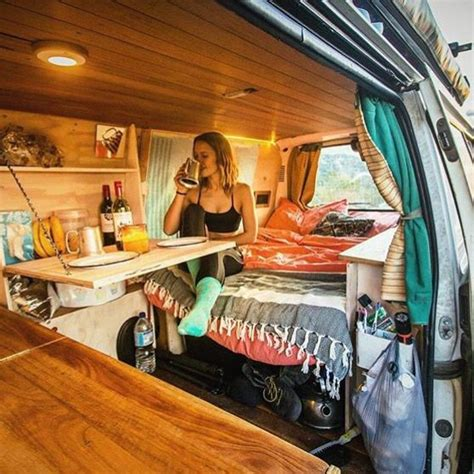 van living the 25 best ideas about fourgon on pinterest rv cers