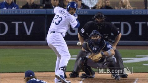 adrian gonzalez swing all the puns you need to know now that adrian gonzalez is