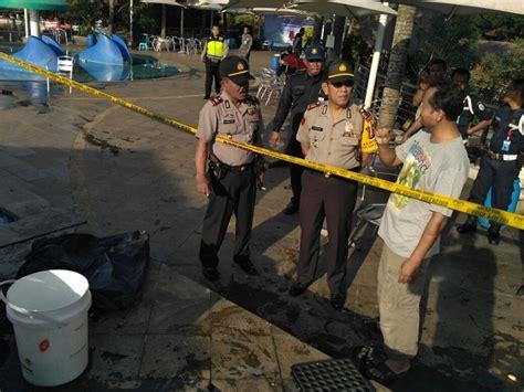 Mesin Kolam Renang bersihkan kolam renang edi tewas tersetrum mesin vakum