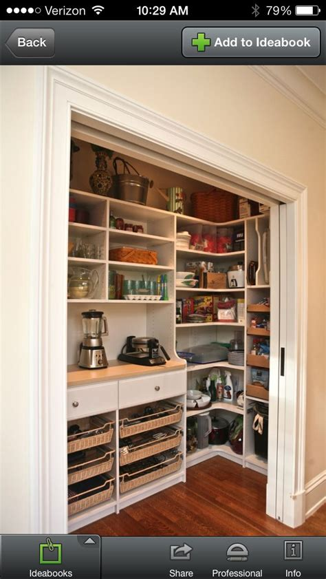 House Pantry by Ultimate Kitchen Pantry Houzz Clean House Is A Happy