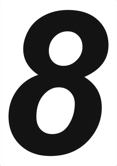 imagenes de numeros sin fondo numero 8 todonumerologia