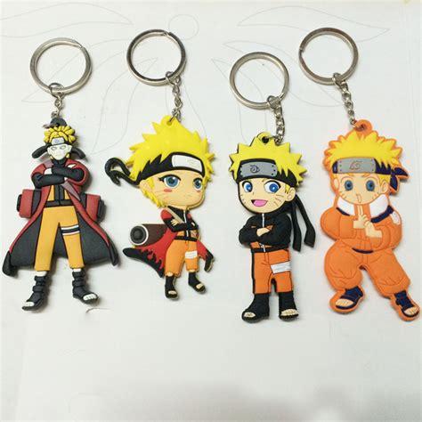 Figure Sasuke Key Chain Set 20b characters key chains