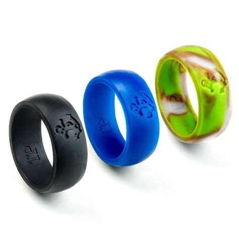 custom rubber wedding sts 1000 images about silicone rings on logos