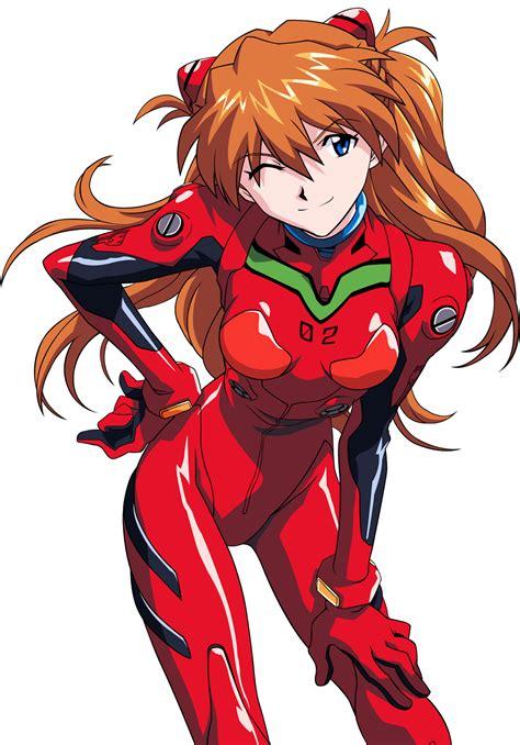anime neon genesis evangelion asuka soryu asuka langley from neon genesis evangelion freedom