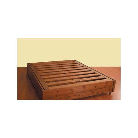 letto a in legno massello letto sommier 2 piazze francese letti in legno massello