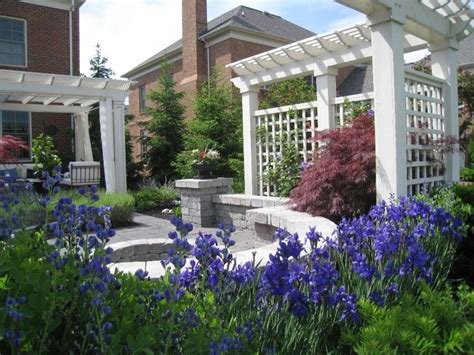 New Albany Gardens by Finlandscape Llc Landscape Design Firms In Columbus Ohio
