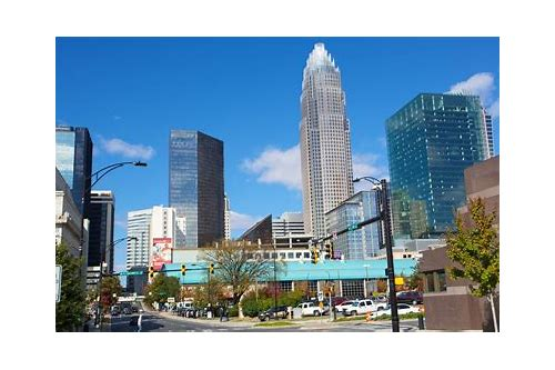 vacation deals leaving from charlotte nc