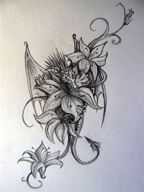 pencil drawing a3 tatoos