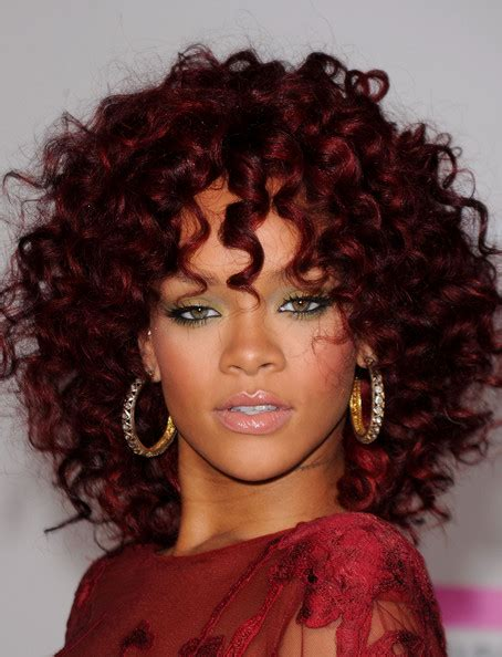 light skin women with red pubic hairs rihanna in 2010 american music awards arrivals light