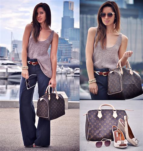 A L I V E Marvin Bag friend in fashion louis vuitton speedy marvin knit