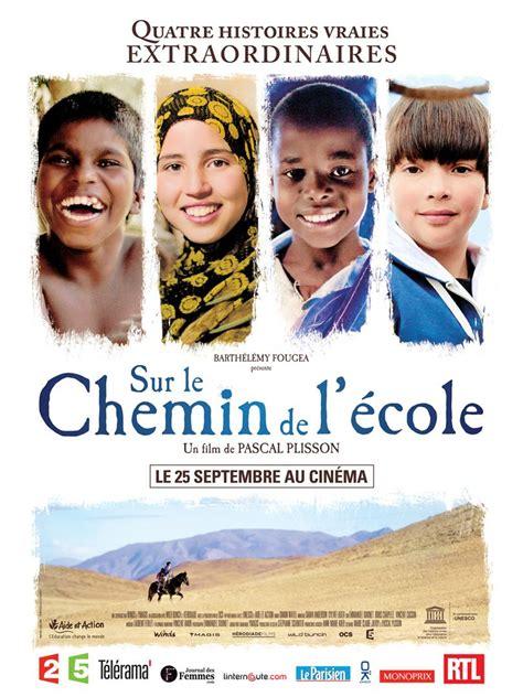Sur Le Chemin De L ã Cole Vf A L Affiche Du 15 Au 27 Septembre 2016 Maison Des Jeunes