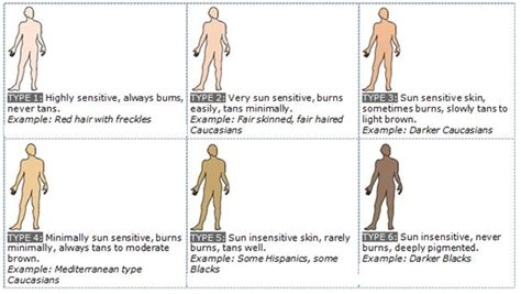 types of skin color types of skin color complexion pictures to pin on