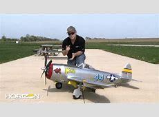 HorizonHobby.com How To - John Redman Builds the Hangar9 P ... P 47d Thunderbolt