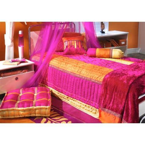 bacati bedding bacati tangerine full queen bedding set 159 99