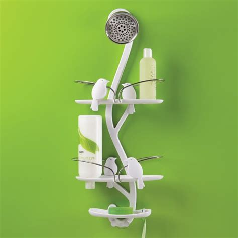 bird bath shower caddy by umbra 174 for the home