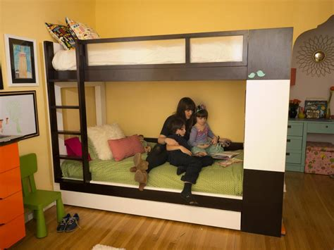 bedroom ideas for brothers a shared bedroom for a brother and sister hgtv