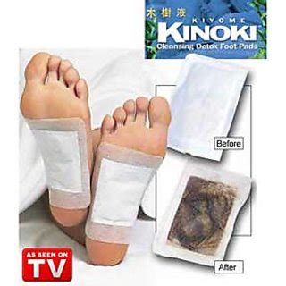 As Seen On Tv Detox Foot Pads by 10 Cleansing Detox Foot Pads Patches Kinoki As Seen On Tv