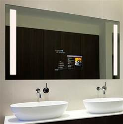 bathroom smart mirror smart mirror for hospitality market allows connection