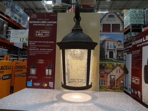 costco led lights outdoor altair outdoor led lantern