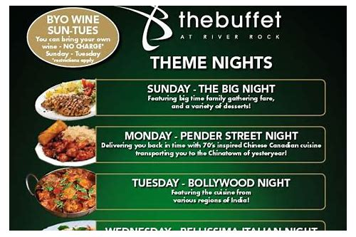 three rivers casino buffet coupons