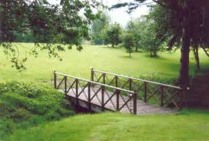 landscape bridge flat garden bridges bridges for gardens