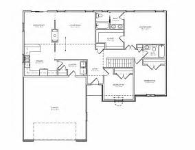 floor plans for small bedrooms small two bedroom house plans 1560 sq ft ranch house