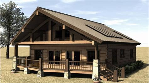 Cabin Houseplans by Cabin House Plans With Porches Cabin House Plans With