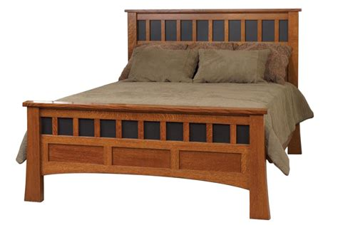 mission bed bridgeport antique solid oak mission bed burress furniture