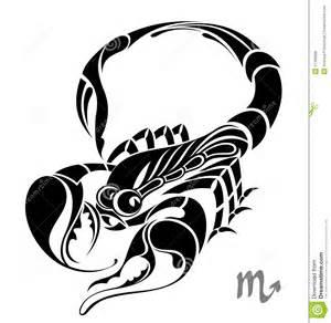 scorpio horoscope sign tattoo clipartsgram com
