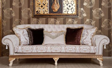 versace sofa set versace classic sofa set riva furniture classic