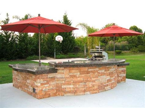 easy outdoor kitchen ideas simple outdoor kitchens and patios outdoor kitchen