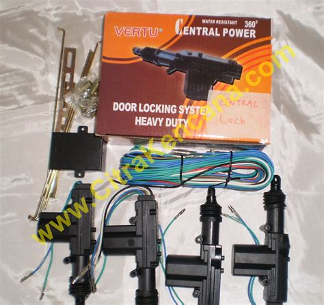 Paket Penyimpanan Makanan Lock Four Set Of 16 Free 2pc Tea Bottle jual paket central lock alarm mobil citra kencana