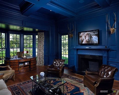 saturated colors in the interior design ideas for