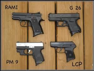 glock 26 vs kahr pm9