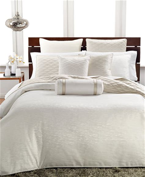 the hotel collection bedding hotel collection woven texture bedding collection only at