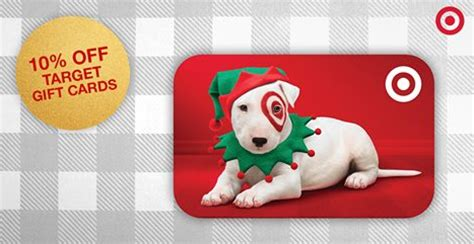 Target Store Gift Cards - all target gift cards 10 off until noon cst