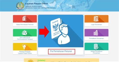 pembuatan paspor walk in paspor online di jakarta dengan ktp daerah catatan atiqoh