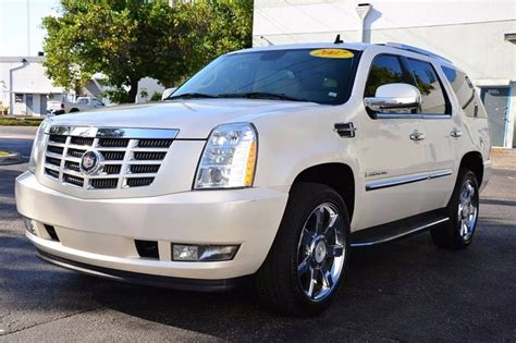 2007 cadillac escalade engine for sale 2007 cadillac escalade suv for sale 2 848 used cars from