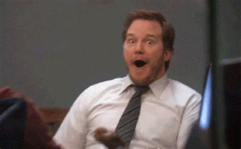 Chris Pratt Meme - chris pratt reaction gif weknowmemes