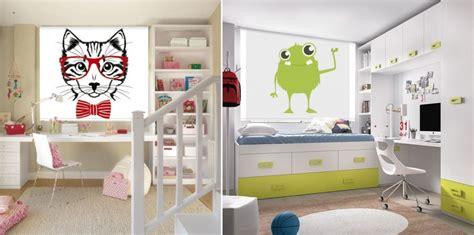 estores para habitacion cortinas y estores para habitaciones juveniles apunta