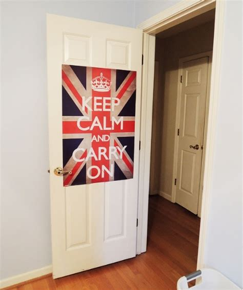 posters for bedroom doors red ribbon as cool things to put on your bedroom door