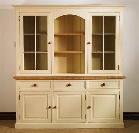 painted pine furniture wide dresser wall unit