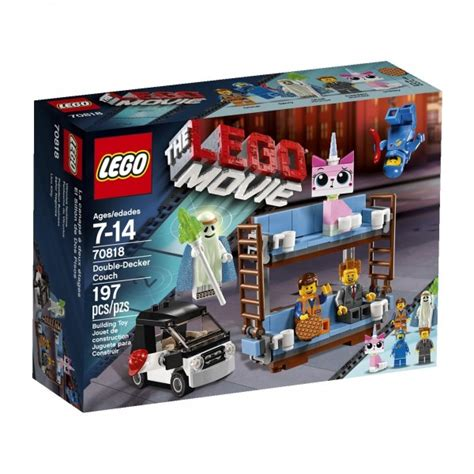 lego movie double couch lego movie double decker couch only 11 89 lowest price