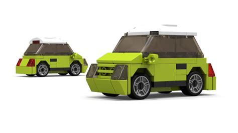 lego vehicle tutorial mini scale lego city car tutorial youtube