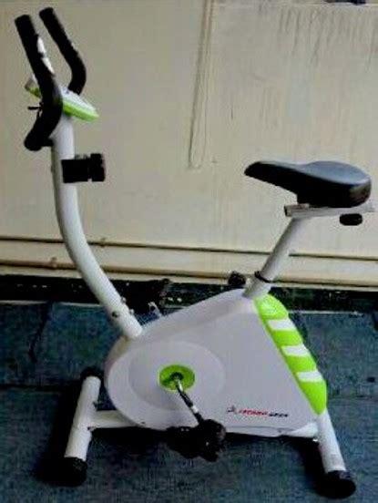 Alat Fitnes Bfit Alat Olahraga Fitnes Bersepeda Magnetic Green Bike Spt Sepeda Fitness Bfit