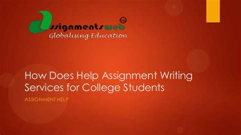 Do My Assignment For Me Ireland by I Need Someone To Do My Assignment