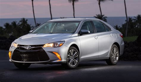 american toyota cars the motoring world usa toyota camry takes top spot in