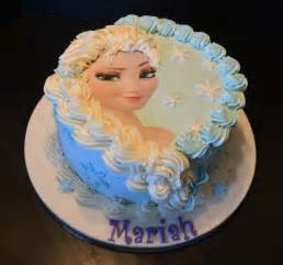 elsa or frozen cake decorating kit
