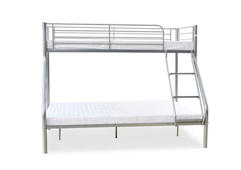 metal bunk bed palmdale triple metal bunk bed